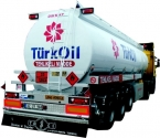 Treyler Üzeri Akaryakıt Tankerleri